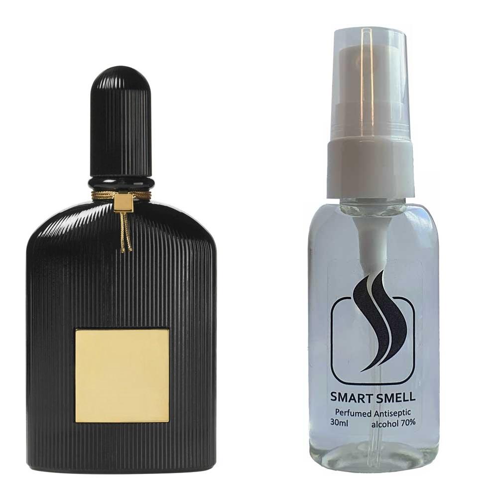 Антисептик с парфюмом 30 мл с аналогом Tom Ford, Black Orchid (Том Форд, Блэк Орхид)