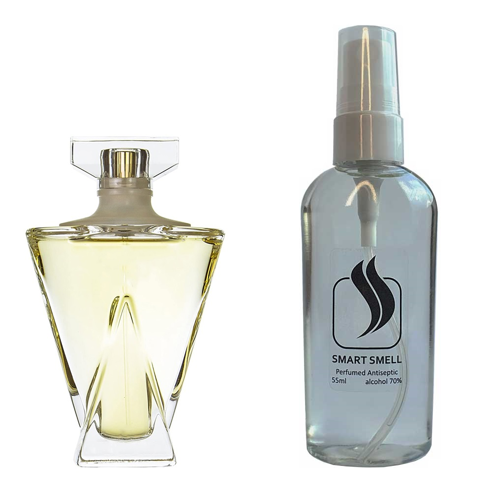 Антисептик с парфюмом 55 мл с аналогом Guerlain, Champs Elysees (Герлен, Шампс Элизи)
