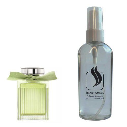 Антисептик с парфюмом 55 мл с аналогом Chloe, L'Eau de Chloe