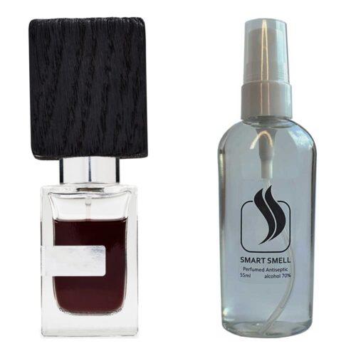 Антисептик с парфюмом 55 мл с аналогом Nasomatto, Black Afgano