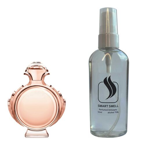 Антисептик с парфюмом 55 мл с аналогом Paco Rabanne, Olympea