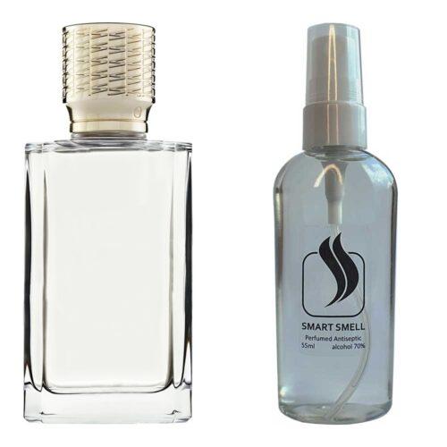 Антисептик с парфюмом 55 мл с аналогом Ex Nihilo, Fleur narcotique