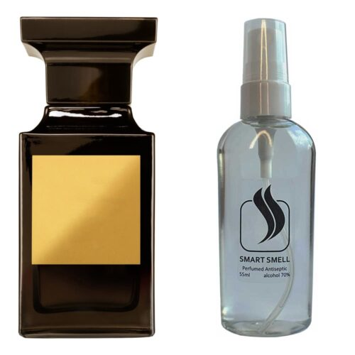 Антисептик с парфюмом 55 мл с аналогом Tom Ford, Tobacco Vanille