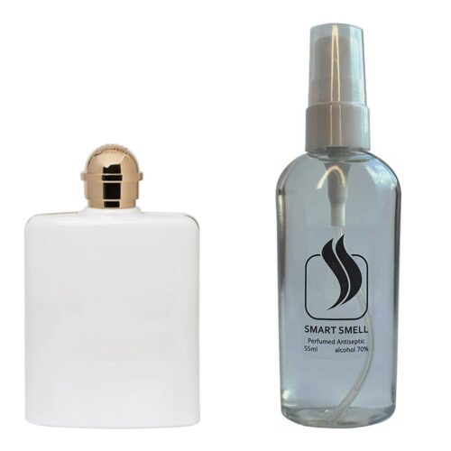 Антисептик с парфюмом 55 мл с аналогом Trussardi, Donna