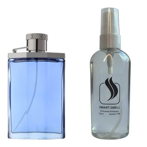 Антисептик с парфюмом 55 мл с аналогом Alfred Dunhill, Desire Blue