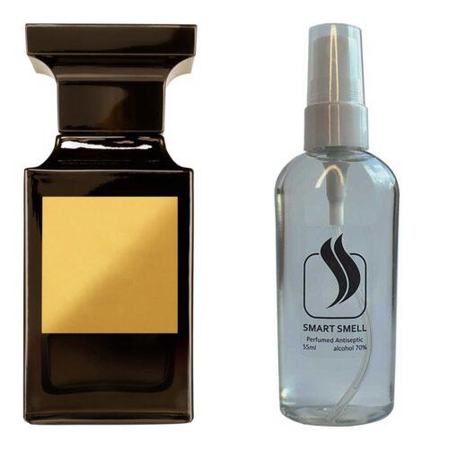Антисептик с парфюмом 55 мл с аналогом Tom Ford, Tuscan Leather