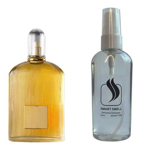 Антисептик с парфюмом 55 мл с аналогом Tom Ford, Tom Ford for Man