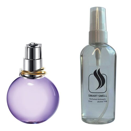 Антисептик с парфюмом 55 мл с аналогом Lanvin, Eclat d'Arpege pour Femme