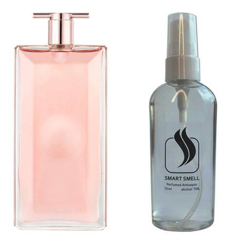 Антисептик с парфюмом 55 мл с аналогом Lancome, Idole (Ланком, Идол)