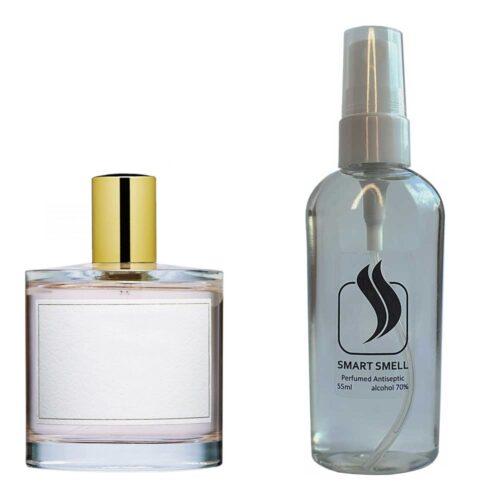 Антисептик с парфюмом 55 мл с аналогом Zarkoperfume, Pink Molecule 090.09