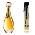 Пробник духов 3 мл с аналогом Christian Dior, J'Adore (Кристиан Диор, Ж Адор)