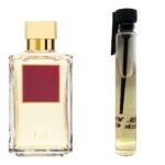 Пробник духов 3 мл с аналогом Maison Francis Kurkdjian, Baccarat Rouge 540 (Мейсон Франсис Куркджан, Баккара Руж 540)