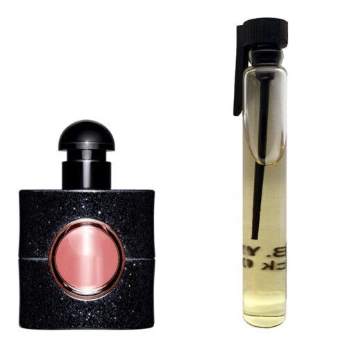 Пробник духов 3 мл с аналогом Yves Saint Laurent, Black Opium