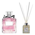 Аромадиффузор 50 мл с аналогом Christian Dior, Miss Dior Blooming Bouquet (Кристиан Диор, Мисс Диор Блуминг Букет)