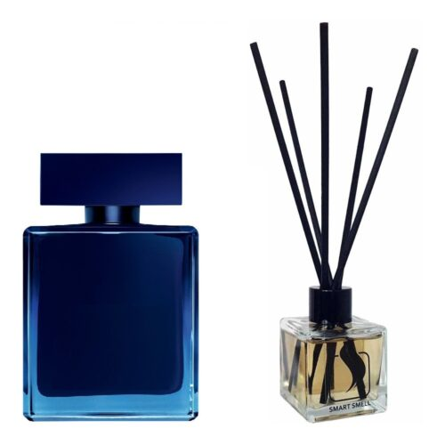 Аромадиффузор 50 мл с аналогом Narciso Rodriguez, Narciso for Him Bleu Noir (Нарсико Родригес, Нарсико Родригес фо Хим Блю Нуар)