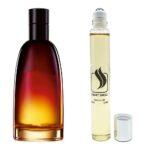 Масляные духи 10 мл с аналогом Christian Dior, Fahrenheit (Кристиан Диор, Фарингейт)
