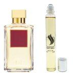 Масляні духи 10 мл з аналогом Maison Francis Kurkdjian, Baccarat Rouge 540 (Мейсон Франсіс Куркджан, Баккара Руж 540)