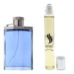Масляні духи 10 мл з аналогом Alfred Dunhill, Desire Blue (Альфред Данхіл, Дізайє Блю)