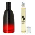 Масляні духи 10 мл з аналогом Christian Dior, Fahrenheit Absolute (Крістіан Діор, Фарінгейт Абсолют)