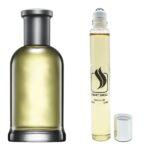 Масляні духи 10 мл з аналогом Hugo Boss, Boss Bottled (Хьюго Босс, Бос Болед)