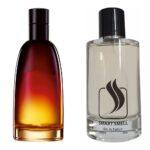 Парфюмерная вода 100 мл  с аналогом Christian Dior, Fahrenheit (Кристиан Диор, Фарингейт)