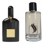 Парфюмерная вода 100 мл  с аналогом Tom Ford, Black Orchid (Том Форд, Блэк Орхид)