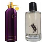 Парфюмерная вода 100 мл  с аналогом Montale, Dark Purple (Монталь, Дарк Пурпур)