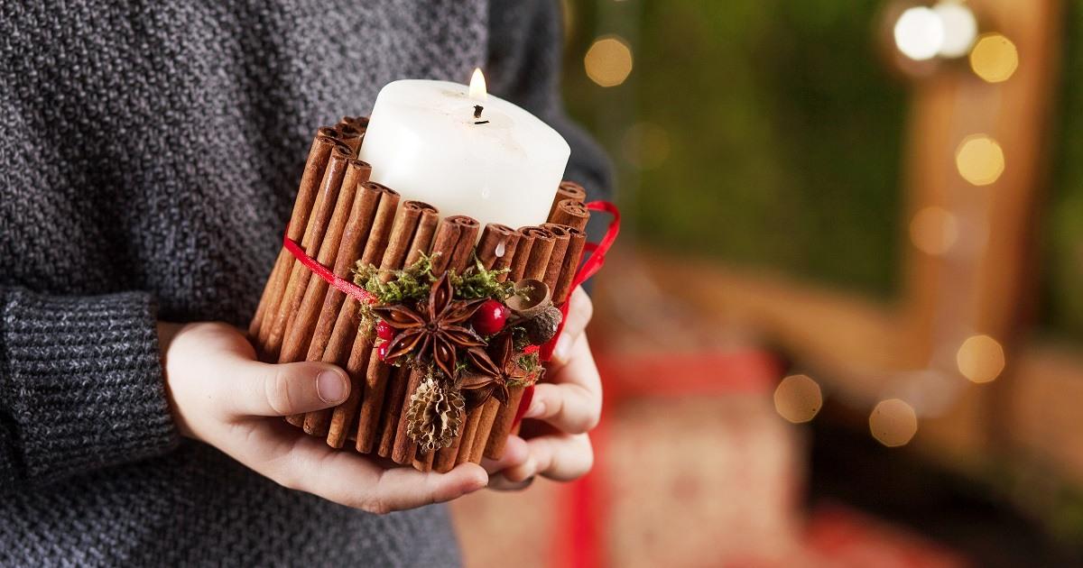 Корица – аромат Рождества