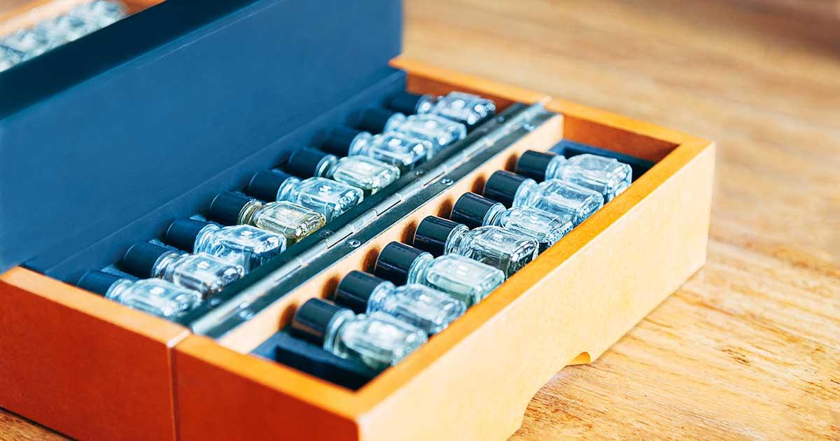 Класифікація парфумерії: розділяй та вибирай